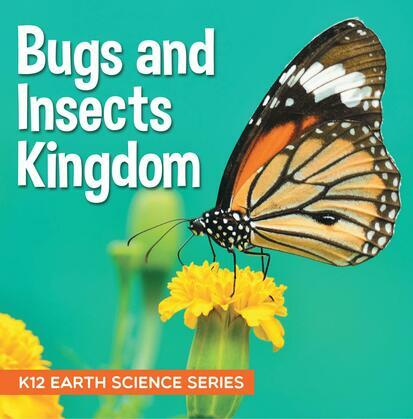 Bugs and Insects Kingdom : K12 Earth Science Series: Insects for Kids