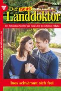 Der neue Landdoktor 9 - Arztroman