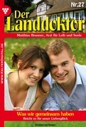 Der Landdoktor 26 - Heimatroman