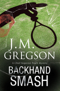 Backhand Smash: A Percy Peach British police procedural