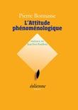 L'Attitude phénoménologique