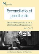 Reconciliatio et penitentia