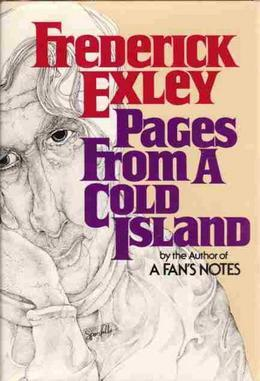 Page from a Cold Island