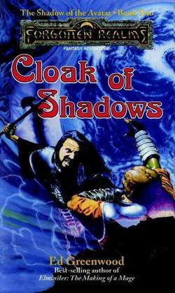Cloak of Shadows: The Shadow of the Avatar, Book II