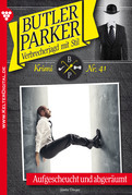 Butler Parker 41 - Kriminalroman