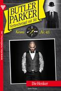 Butler Parker 45 - Kriminalroman