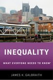 Inequality: What Everyone Needs to KnowRG