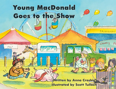 Yound MacDonald Goes to the Show