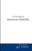 Nature et historicité