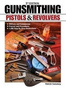Gunsmithing Pistols & Revolvers - 3rd Edition