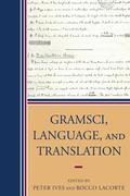 Gramsci, Language, and Translation