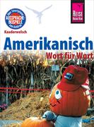 Reise Know-How Sprachführer Amerikanisch - Wort für Wort: Kauderwelsch-Band 143