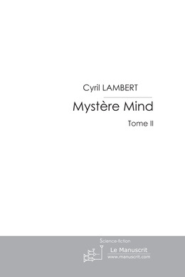Mystère Mind - Tome 2