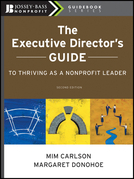 The Executive Director's Guide to Thriving as a Nonprofit Leader