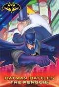 Batman Battles the Penguin