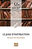 Le juge d'instruction