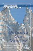 Defining the Master