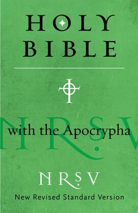 NRSV Bible with the Apocrypha