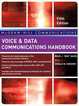 Voice & Data Communications Handbook, Fifth Edition