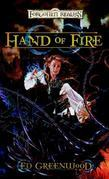 Hand of Fire: Shandril's Saga, Book III