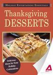 Holiday Entertaining Essentials: Thanksgiving Desserts