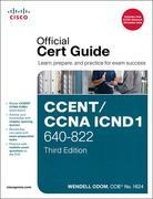 Ccent/CCNA Icnd1 640-822 Official Cert Guide, 3/E