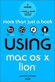 Using Mac OS X Lion