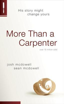 More Than a Carpenter
