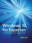 Windows 10 für Experten (Microsoft Press)