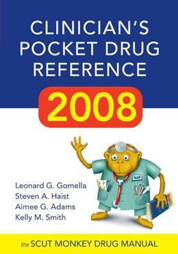 Clinician's Pocket Drug Reference 2008