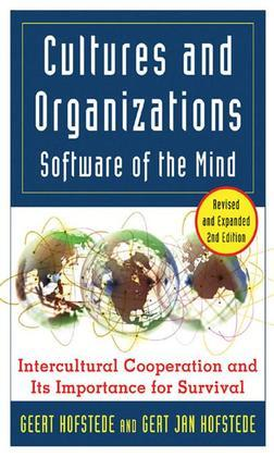 Cultures and Organizations: Software for the Mind: Software for the Mind