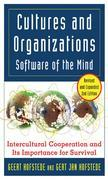 Cultures and Organizations : Software for the Mind