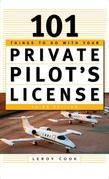 101 Things To Do After You Get Your Private Pilot's License