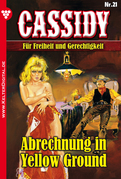Cassidy 21 - Erotik Western