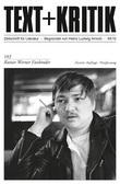 TEXT+KRITIK 103/2. Aufl. Neuf. - Rainer Werner Fassbinder
