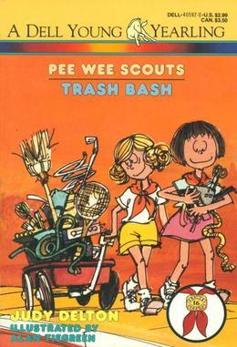 Pee Wee Scouts: Trash Bash