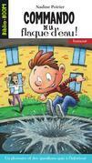Biblio Boom 12 - Commando de la flaque d'eau !