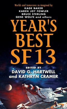 Year's Best SF 13