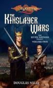 Kinslayer Wars: Elven Nations Trilogy: Volume Two