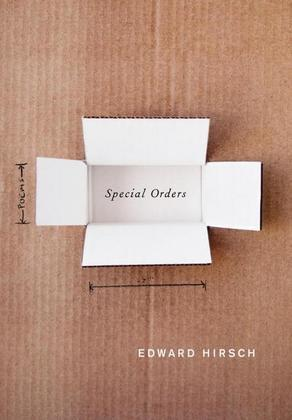 Special Orders: Poems