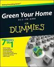Green Your Home All in One For Dummies<sup>®</sup>