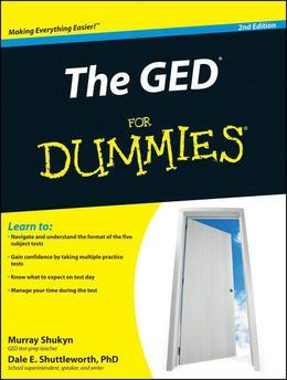 The GED For Dummies<sup>®</sup>