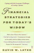 Financial Strategies for Today's Widow