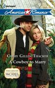 Cowboy to Marry