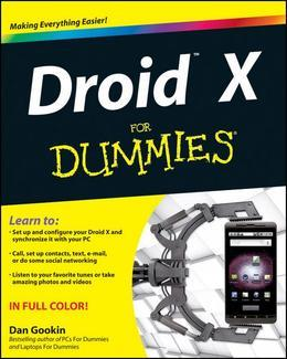 Droid X for Dummies