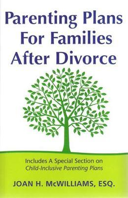 Parenting Plans For Families After Divorce