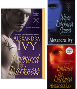 Devoured By Darkness Bundle with When Darkness Comes & Embrace the Darkness