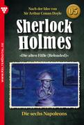 Sherlock Holmes 5 - Kriminalroman