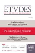 Etudes Mars 2014