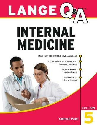 Lange Q&amp;A Internal Medicine, 5th Edition
